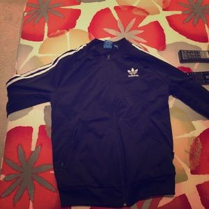 Adidas Track Suit , matching pants and jacket